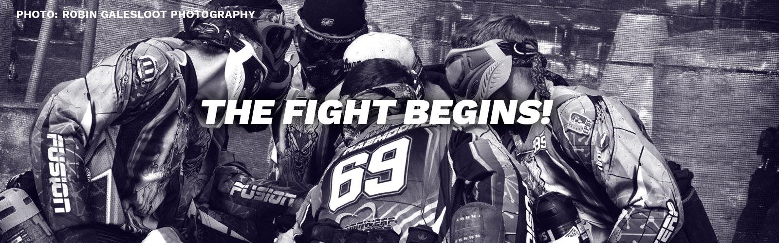 Fight Begind