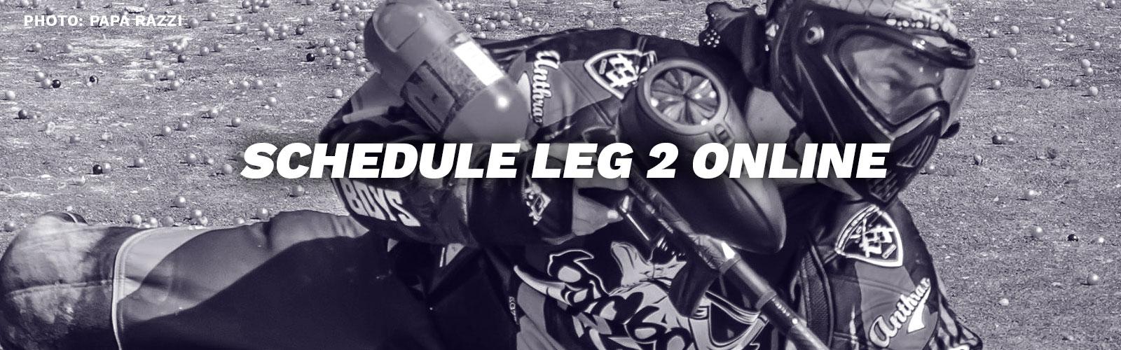 Scedule Leg2